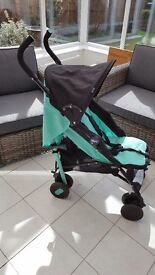 Chicco Echo Stroller with raincover £30