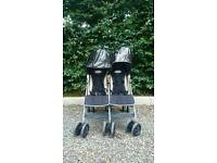 Maclaren Double Twin Buggy Pushchair