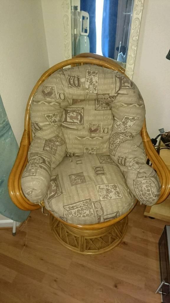 FREE Wicker Chair