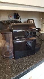 Nespresso Coffee Machine (Inissia) and matching Aeroccino milk heater/froather