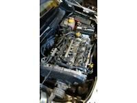 Vauxhall Zafira 1.9 CDTi 150 engine