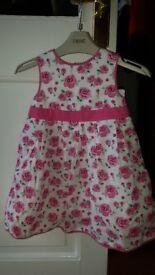 Baby Girl Dresses (Various Brand New) Jojo Maman Bebe (Sold seperately)