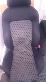 Seat Leon SE Seats
