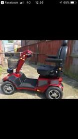 Prestige Mobility Scooter 8mph