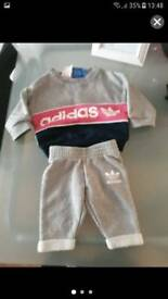 Baby tracksuit