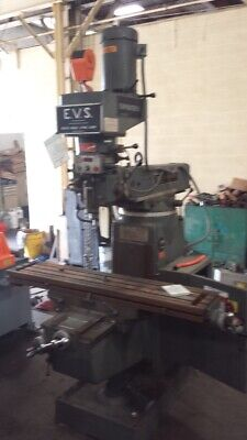 5 Hp Southbend Ram Type Vertical Mill Yoder 62333