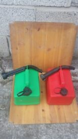 Petrol Containers - Job Lot