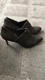 For Sales Ladies Brand New Black Shoe Boots Size 8