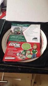 Eddie Stobart Collectors Plate