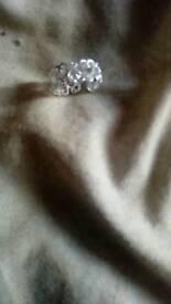 Heart chucky ring