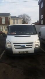 Ford transit 2.2 spare or repair