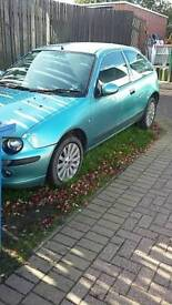 Rover 25 special edition