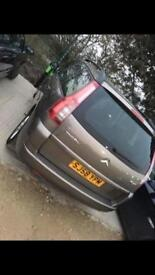 Citeron c4 Picasso 1.6 hdi breaking only cheap parts