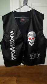 Stone cold fancy dress waistcoat