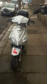 Falcon sinnis 50cc moped SOLD SOLD