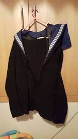Mens Royal Navy Dress Uniform No. 1s