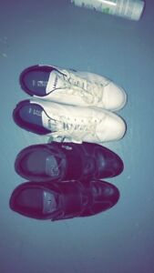2 pairs of Lacoste Shoes