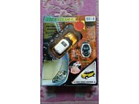 Remote Control Mini Car , die cast model in mint condition , controlled by a wristwatch