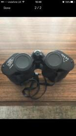 Mark Scheffel binoculars