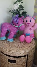 doodle bear and pony