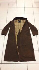 Barbour Stockman Waxed Coat