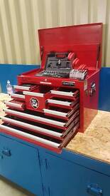 BRITOOL TOOLBOX AND FULL SET OF TOOLS £375 ONO