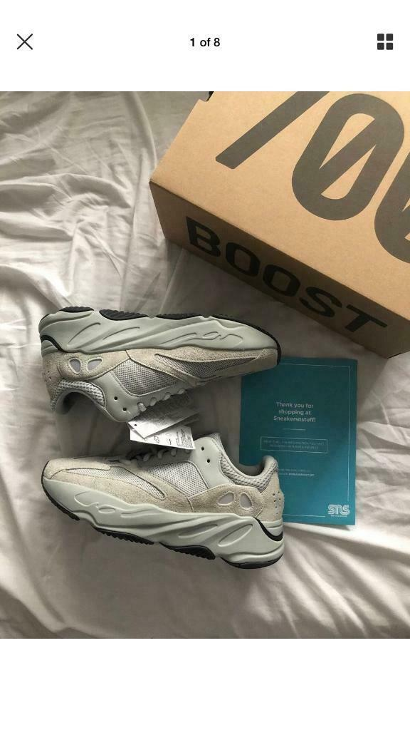 d042f29a3acaba Men s Adidas Yeezy Boost 700 UK8.5 Deadstock