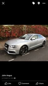 Audi A5 very good condition