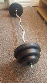 Barbells 25kg For20£