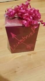 Unwanted gift Vera Wang Lovestruck for Women - 50 ml
