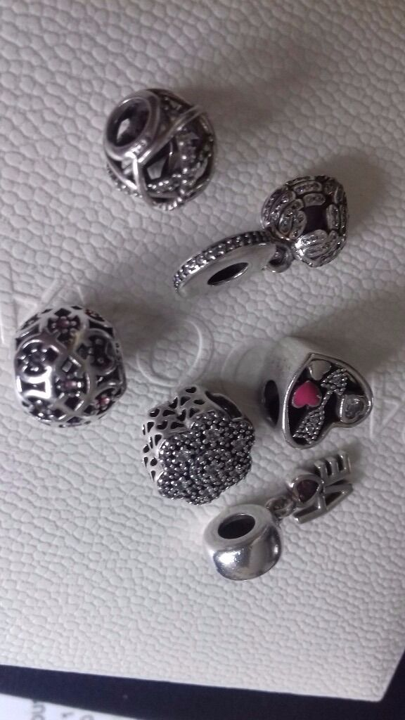 Pandora genuine stamped charms price is each