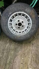 Mk 4 ford granarda wheels