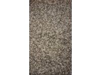 Extra Large 160x225 Grey Shaggy Rug