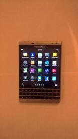  Blackberry Passport Silver Edition, Unlocked
