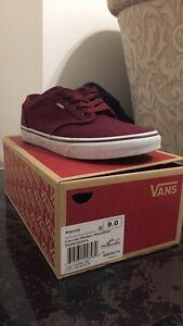 Vans size 9