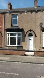 NO FEES!! Ideal 2 Bedroom Terrace Tankerville Street Hartlepool TS26