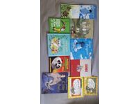 children books , mixed collection of 11 nice books , like new , usborne dr.seuss and many more