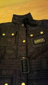 Barbour jacket suit age approx.6/7