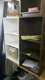New Bookshelves £12