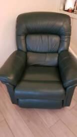 Lazy boy arm chair