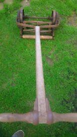 Vintage Pennsylvania Roller Lawn Mower