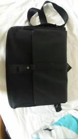 Jasper Conran Padded Laptop bag