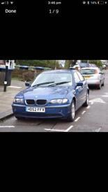 BMW 318i Spares Or Repair 60K Mieallage