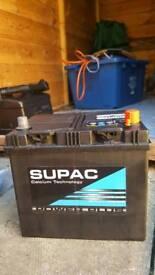 Car battery 005L 450AMP SAE, 60AH