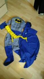 Batman costume 7/8