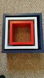 Next shelving cubes