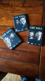 The Fall Complete series DVD unopened