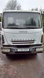 2004 IVECO EUROCARGO 7.5T TIPPER