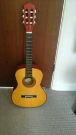 As new children's guitar
