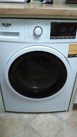 Bush Washer Dryer less than 3 months old Perfect condition